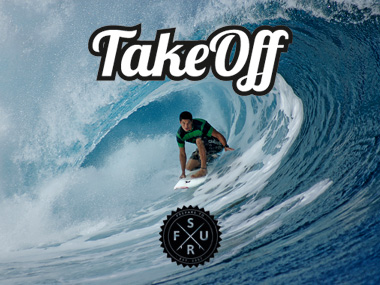 TakeOff - Prepare to surf